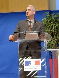 Daniel Nabet, CNRFID (c) Pierre Métivier