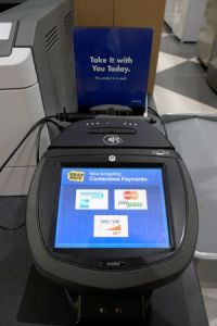 TPE Sanscontact chez Best Buy
