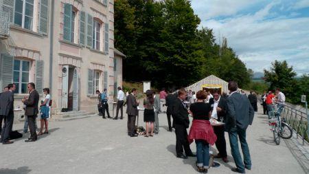 Réception Ocova - Chateau de Charance