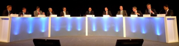 Table ronde Cartes 2010
