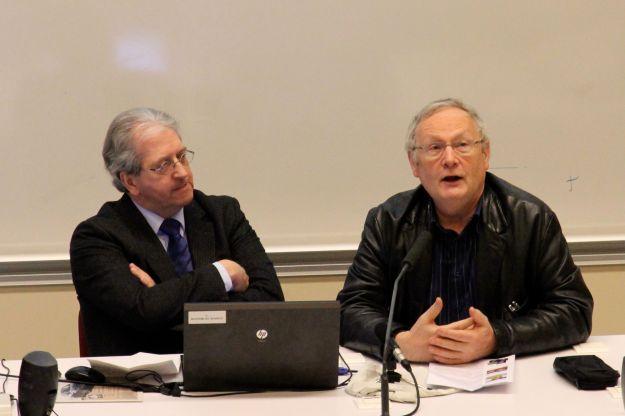 Michel Guisembert et Marc Giget