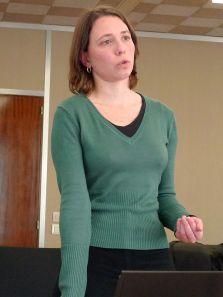 Nathalie Mitton - INRIA