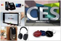 CES 2012 et NFC