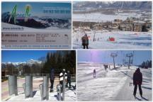 Ski et technologies sans contact