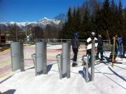 Ski sans contact - Axess