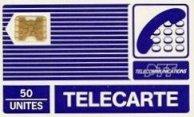 Telecarte PTT