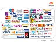 Concurrence sur les paiements © MasterCard