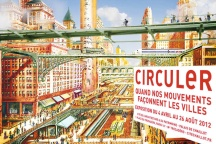 Affiche Expo Circuler © Cité Chaillot