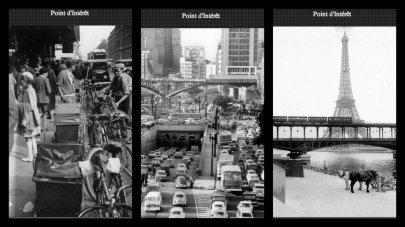 Expo Circuler - points d'interet © Cite Chaillot