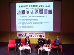 Conférence MCD sur le logiciel libre