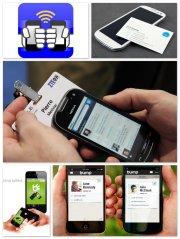 App Carte de visite NFC