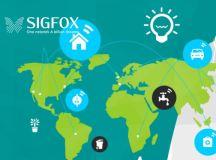 Le monde de Sigfox (c) Sigfox