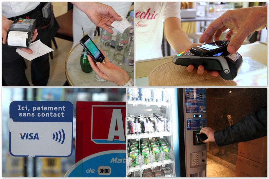 Rfid connect pierre metivier commerce et paiement mobile paiement sans c - Telephone paiement en 4 fois ...