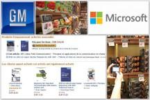 GM Microsoft et commerce