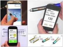 Le NFC et la santé (c) AIT, Seibersdorf lab et Schreiner MediPharm