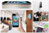 iphone ibeacon NFC