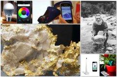 La rue vers l'or des objets connectés
