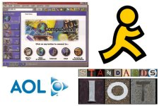 AOL, CompuServe and IoT