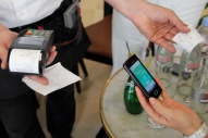 Paiement sans contact NFC mobile