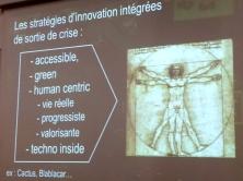 Stratégie d'innovations intégrées