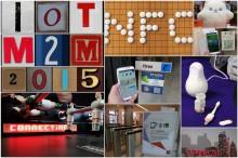 IOT NFC  M2M QRcode 2015