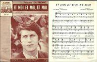Jacques Dutronc Et moi Et moi Et moi (par Accordéon du riche)