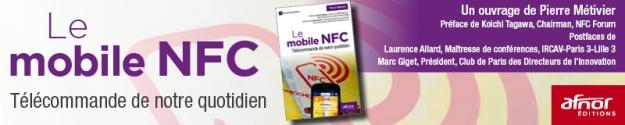 Le mobile NFC, Télécommande de notre quotidien, Pierre Metivier, Afnor