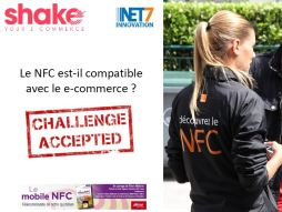 NFC et ecommerce ? Challenge accepted
