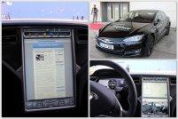 Tesla au MWC 2014