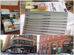 """Le livre """"le mobile NFC"""" en librairie"""