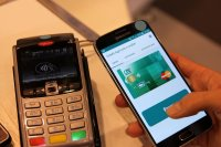Paiement sans contact mobile