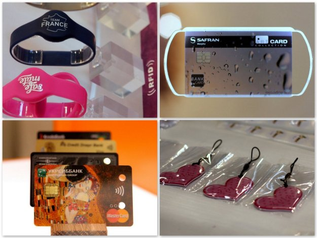Images ...EMV, RFID, NFC