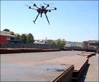 UHF et drone (c) RFID Journal