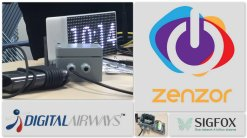 Présentation ZenZor - Digital Airways et SIGFOX