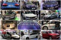 Smart cars au MWC16