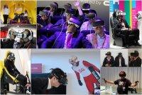 VR / Réalité virtuelle au MWC16