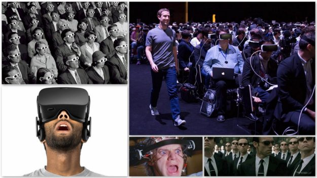 La réalité virtuelle : Matrix, nouveaux paradis artificiels ou révolution technologique