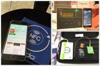 Apps NFC au SIdO 2016