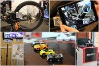 VR, robot, auto et vélo au SIdO