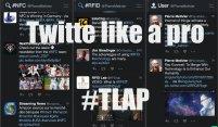 Twitte like a pro - TLAP