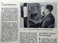 Le vidéotéléphone 1948