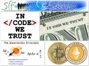 Conférence SIF Bitcoin et Blockchain