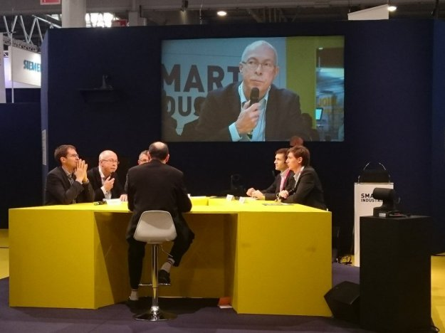 Smart industries et l'internet des objet industriels