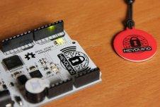 Keyduino - un kit Arduino et NFC
