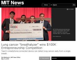 Le NFC et la lutte contre le cancer