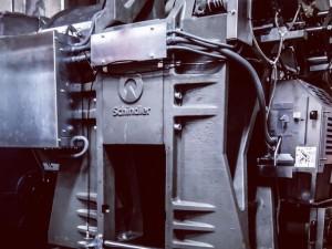Moteur d'ascenseur Schindler