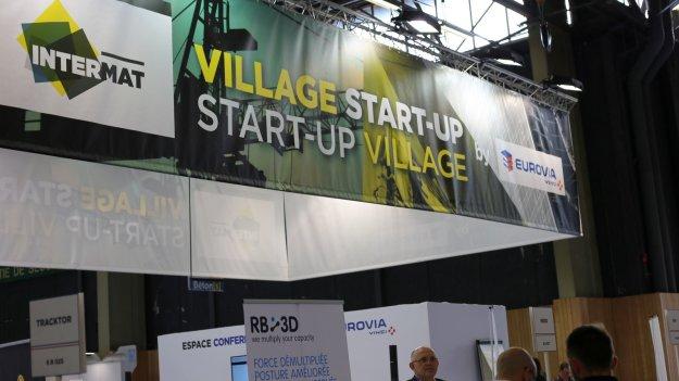 Intermat Village Startup