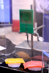 Another RFID food sensor