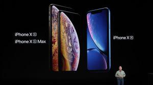 Annonces iPhone XS et XR (c) CNET