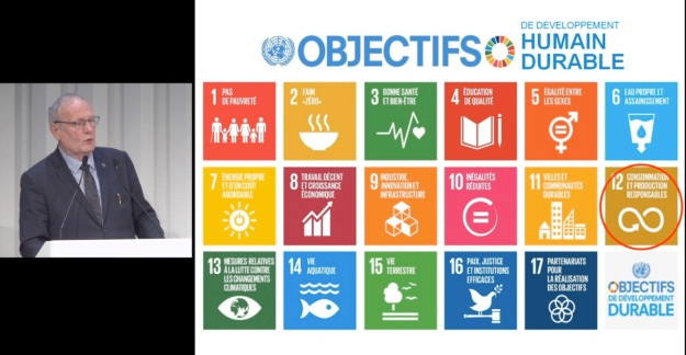Marc Giget et l'impact du numérique sur le climat